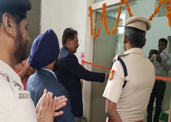 Inauguration of Legal Aid Clinic at Dwarka.
