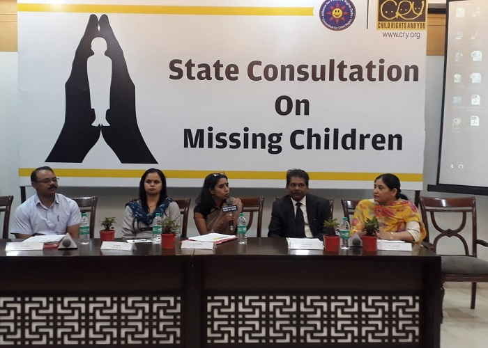 State Consultation on Missing Children.