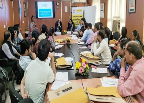 Capacity building and training programme