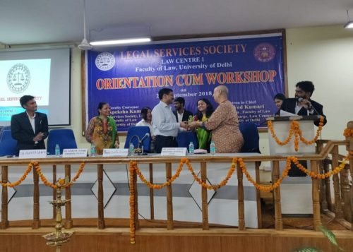 Orientation cum Workshop